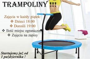 TRAMPOLINY !!!